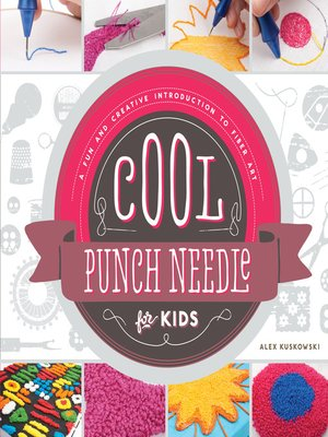 cover image of Cool Punch Needle for Kids